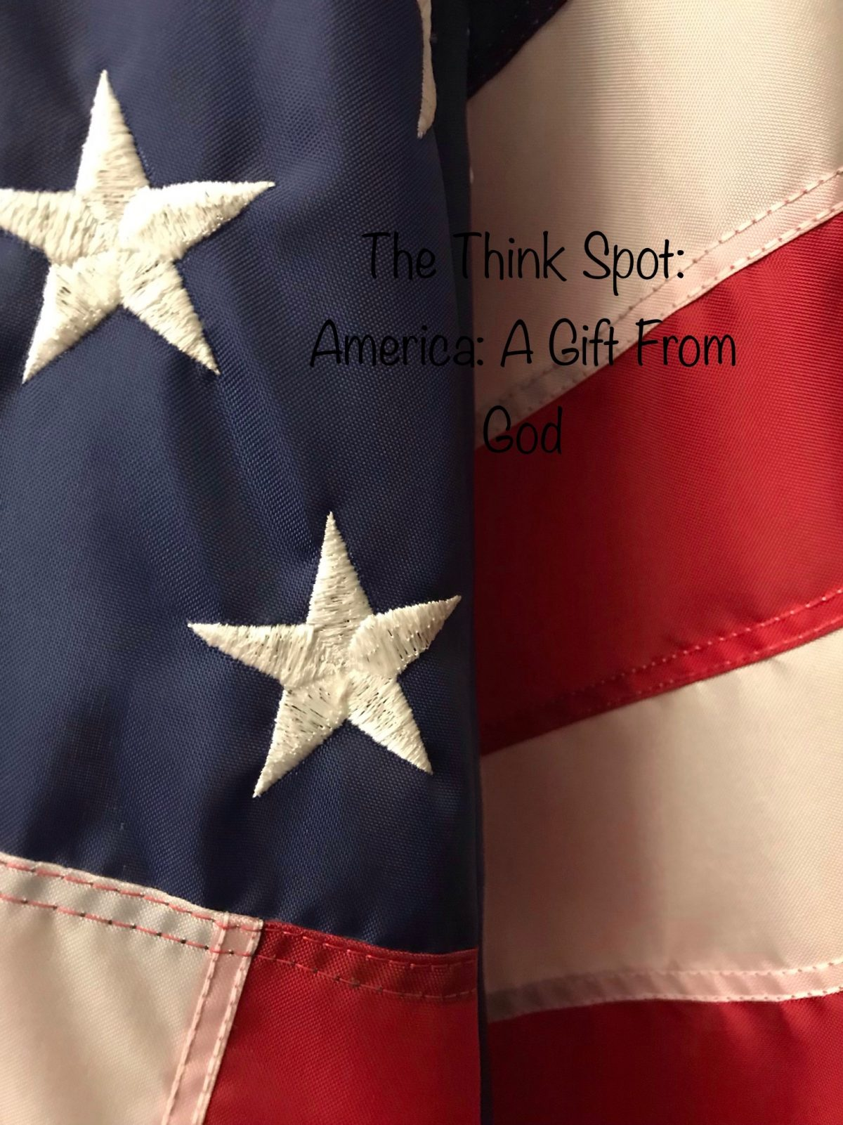 Photo of am American flag by Pastor Bo Wagner