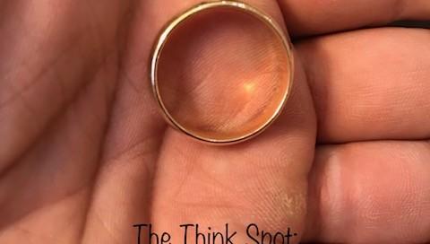 Pastor Bo Wagner's wedding ring