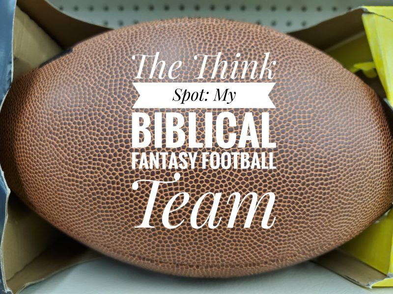 Photo of a football by Pastor Bo Wagner