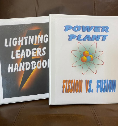Power Plant Leadership Book