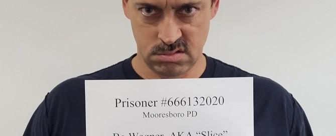 Photo of Pastor Bo Wagner mugshot