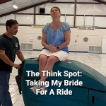 Taking My Bride For A Ride