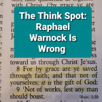 Raphael Warnock Is Wrong